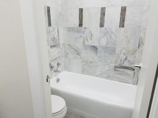 Marble Tile, In New Bath Surrounds