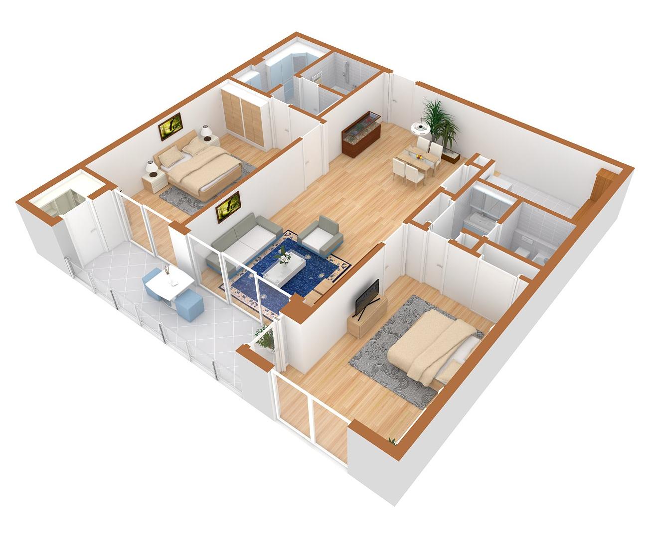 Alisa Floor Plan