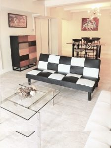 Alisa living room